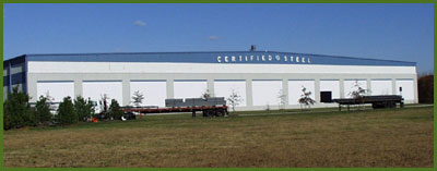 Certified Steel Building