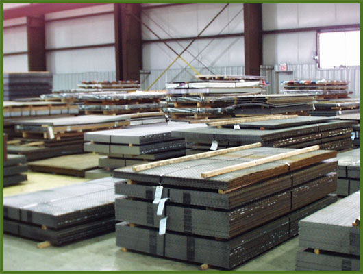 Hot Rolled Plate Sheet by Certified Steel Company